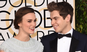 Fashion at the Golden Globes