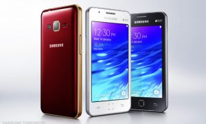 Samsung Launches the Z1 Smartphone in India, Running Tizen OS
