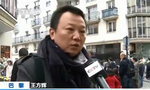 China's State Broadcaster Mocked for Creative Reporting Around Charlie Hebdo Attack
