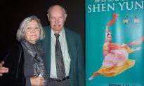 Shen Yun Impresses Painter