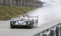 Next-Gen Porsche 919 LMP1-Hybrid Ready for Testing