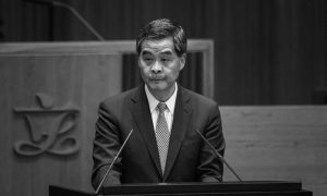 Why Is Hong Kong's Chief Executive Provoking Hongkongers?
