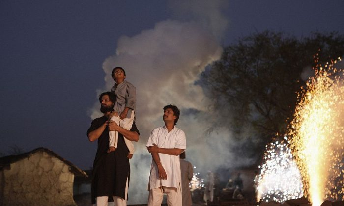 """A scene from """"Gangs of Wasseypur,"""" a tale of revenge spanning three generations. (Cinelicious Pics)"""