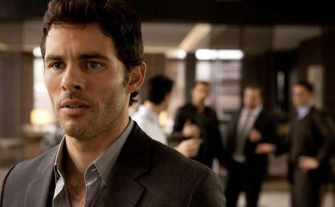 James Marsden  -  Finally A Leading Man
