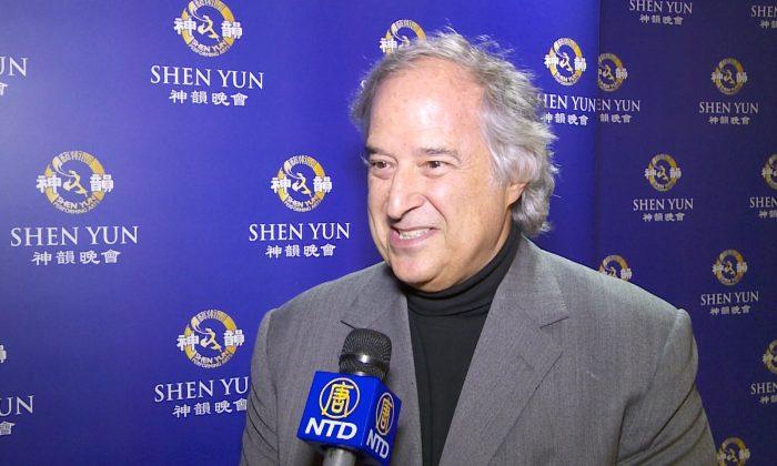 Multi-Tony Award Winning Producers Full of Praise for Shen Yun