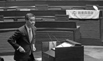 All Hail… Comrade 'Chairman' CY Leung?