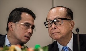 Asia's Richest Man Relocates Companies From Hong Kong