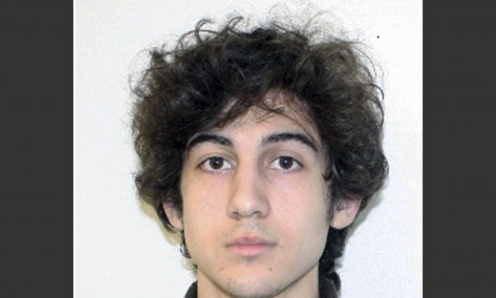Dzhokar Tzarnaev, the accused Boston Marathon bomber, wasn't injured in prison leading to him never being able to walk again.  This file photo provided Friday, April 19, 2013 by the Federal Bureau of Investigation shows Boston Marathon bombing suspect Dzhokhar Tsarnaev. The focus of the Boston Marathon bombing trial figures to be as much on what punishment Dzhokhar Tsarnaev could face as on his responsibility for the attack. With testimony expected to start later in January 2015, the Justice Department has given no indication it is open to any proposal from the defense to spare Tsarnaev's life, pushing instead toward a trial that could result in a death sentence. (AP Photo/FBI, File)