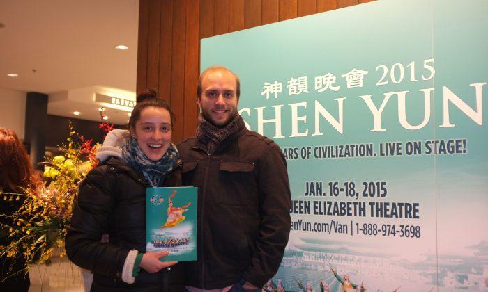 Shen Yun: 'The performers did a wonderful job'