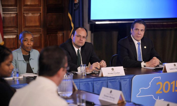 On Dr. Martin Luther King Jr. Day, Governor Andrew Cuomo Promises End to Placing 16 and 17 Year-Olds in Prison
