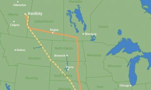 How Does the Leaky Yellowstone River Pipeline Size up with Keystone XL?