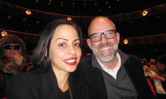 Fashion Marketing Power Couple Call Shen Yun 'Amazing'