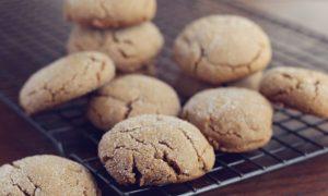 Ginger Cookie Recipe (Gluten-Free)