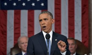 Obama's State of the Union Criticizes Divide on Immigration