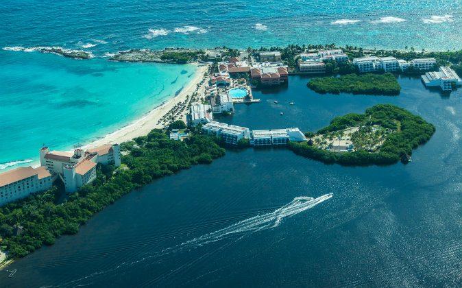 Cancun Mexico via Shutterstock*