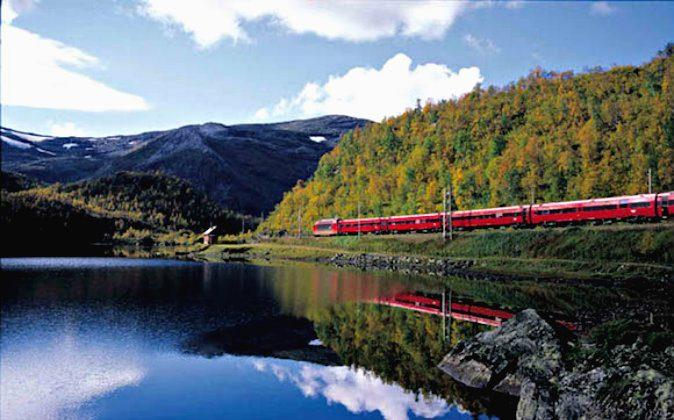 Bergen Line, Norway (Creative Commons)