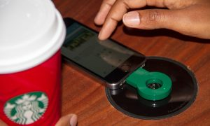 Starbucks Deploys Wireless Cellphone Charging in San Francisco & London