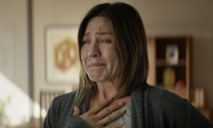 Film Review: Aniston's the Icing on Unsweetened, Unfulfilling 'Cake'