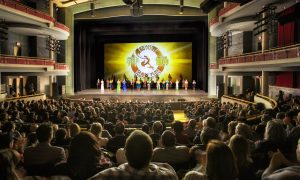 Accomplished Singers Applaud Shen Yun: 'It was perfection'