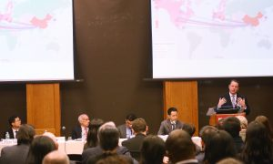 Trade Expert Says China Still a Threat