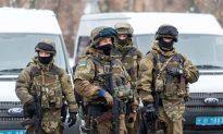 Georgians in Ukraine Fight Shadow War