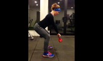 Fire Up Your Fitness With Kettlebell Swings