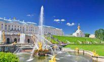 Saint Petersburg, Russia – Handsome But Haughty