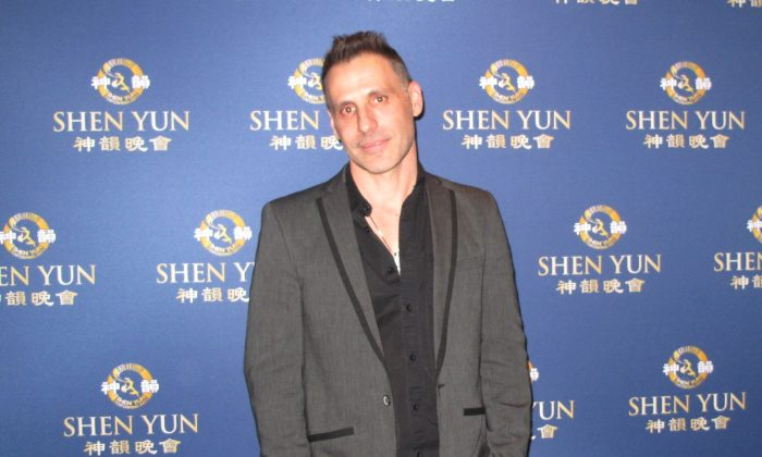 Film Producer Calls Shen Yun 'Unique,' 'Impressive,' 'Inspiring'