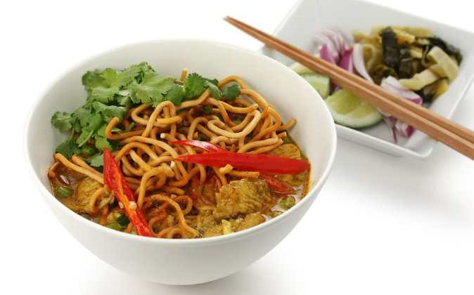 Khao Soi via Shutterstock*