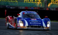 Ganassi Riley-Ford Leads after Four Hours of Tudor Rolex 24, Corvette Leads GTLM
