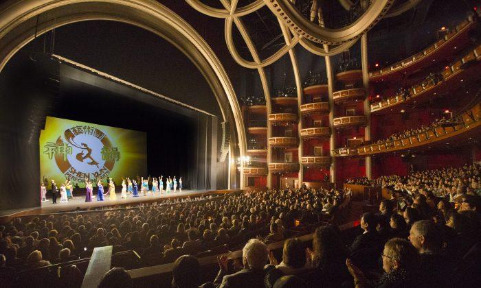 Golden Globe-Winning Actor: Shen Yun Is 'Absolutely Wonderful'