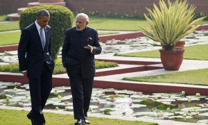 US and India Mark Historic Day With Obama Visit