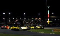 #01 Ganassi Riley-Ford Leads Rolex 24 at Ten Hours