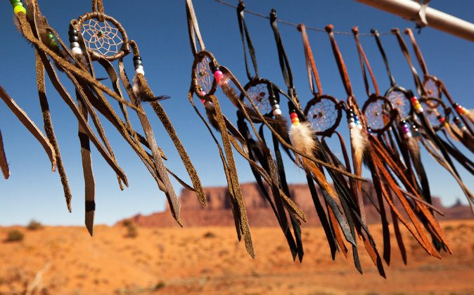Dreamcatchers via Shutterstock*