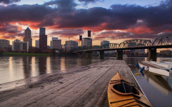 Portland, Oregon via Shutterstock*