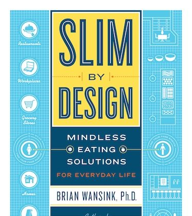 Brian Wansink, Ph.D. is head of Cornell University's Food and Brand Lab. His latest book, Slim by Design is informative, action-oriented and challenges us to embrace a Lifestyle Revolution.