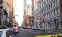 Two Shot in Home Depot Shooting in New York