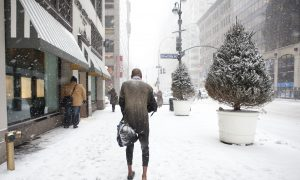 Top 9 Things Not to Do During a Snowstorm