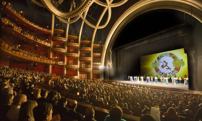 Composer 'Loves the Orchestration' of Shen Yun's Music
