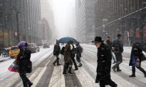 New York Declares State of Emergency Ahead of Blizzard Juno