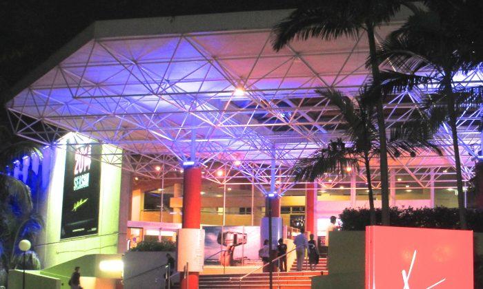 Arts Theatre, The Arts Centre Gold Coast, Australia. (Epoch Times)