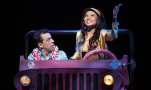 Theater Review: 'Honeymoon in Vegas,' a Winning Combo of Fun and Songs