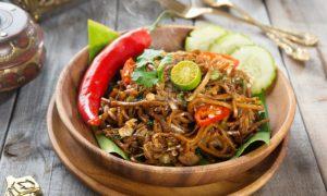 The Food in Kuala Lumpur