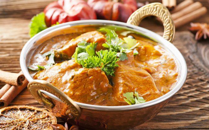 Fish curry via Shutterstock*