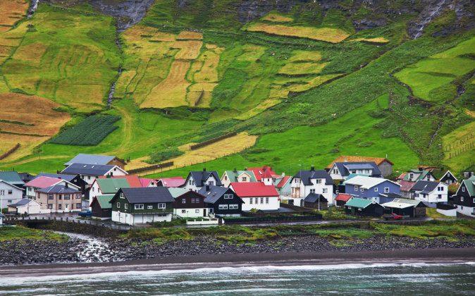 Faroe islands via Shutterstock*
