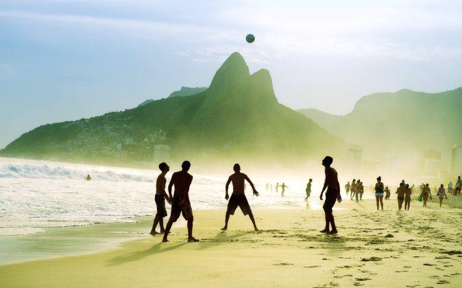 Ipanema Beach Rio de Janeiro via Shutterstock*