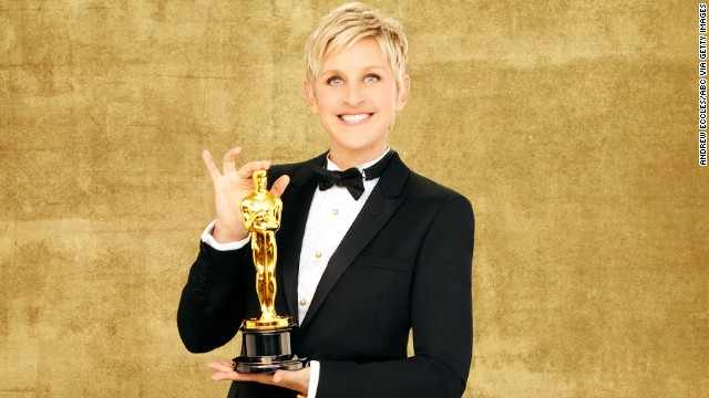 The incomparable Ellen DeGeneres nailed the 2014 Academy Award Ceremonies