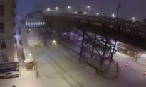 Check Out This Drone's View of the NYC Snowstorm