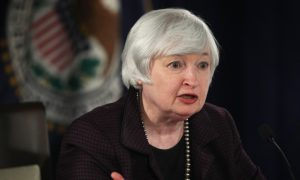 Fed Upgrades Economy, Concerned About Falling Inflation