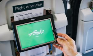 Bored on Board? Alaska Airlines Hopes to Keep You Entertained With Windows Tablets